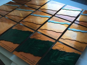 Custom Copper Awards by Copper Leaf Studios