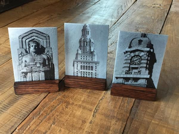 Cleveland Landmarks Set