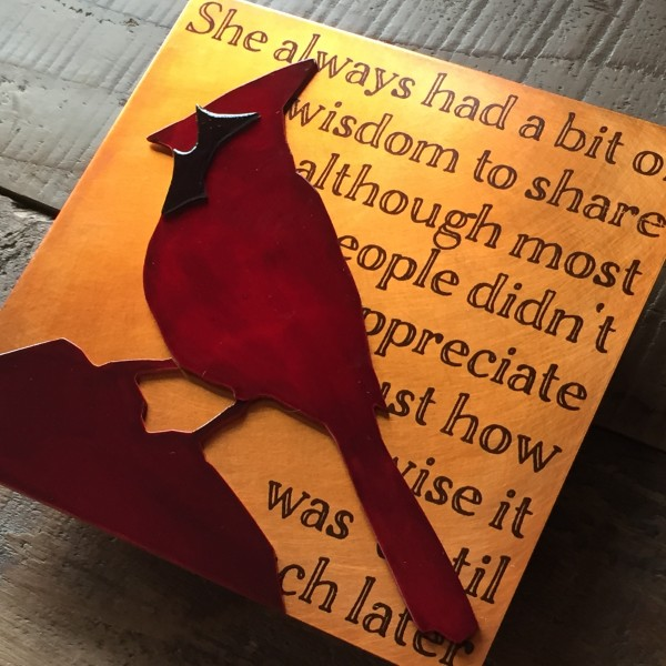 Wise Cardinal